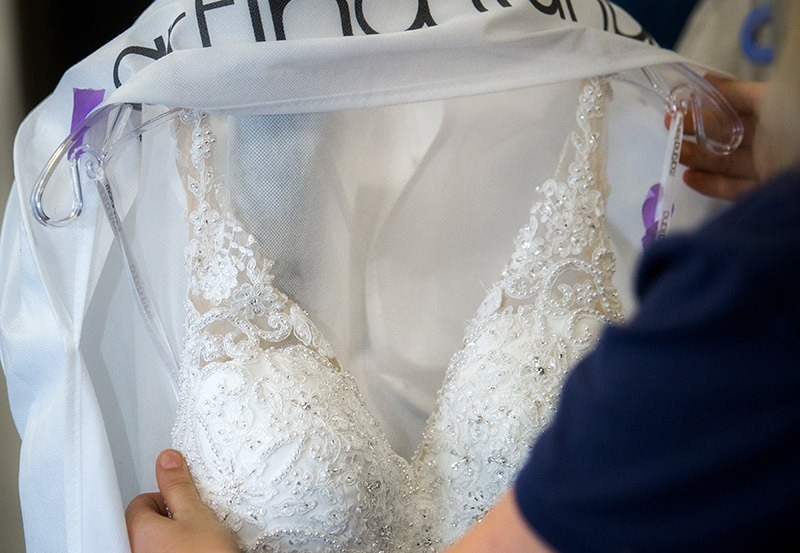 Wedding Dress Dry Cleaning Carnoustie, Montrose, Dundee, Arbroath, Broughty Ferry