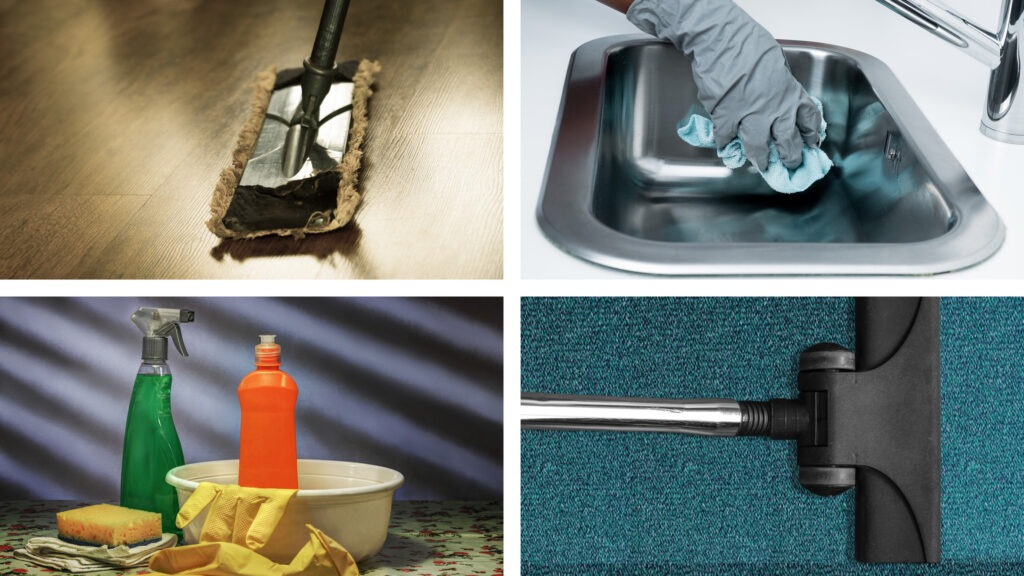 Cleaning-essentials-holiday-home